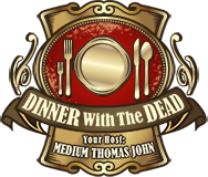Dinner with the Dead Logo
